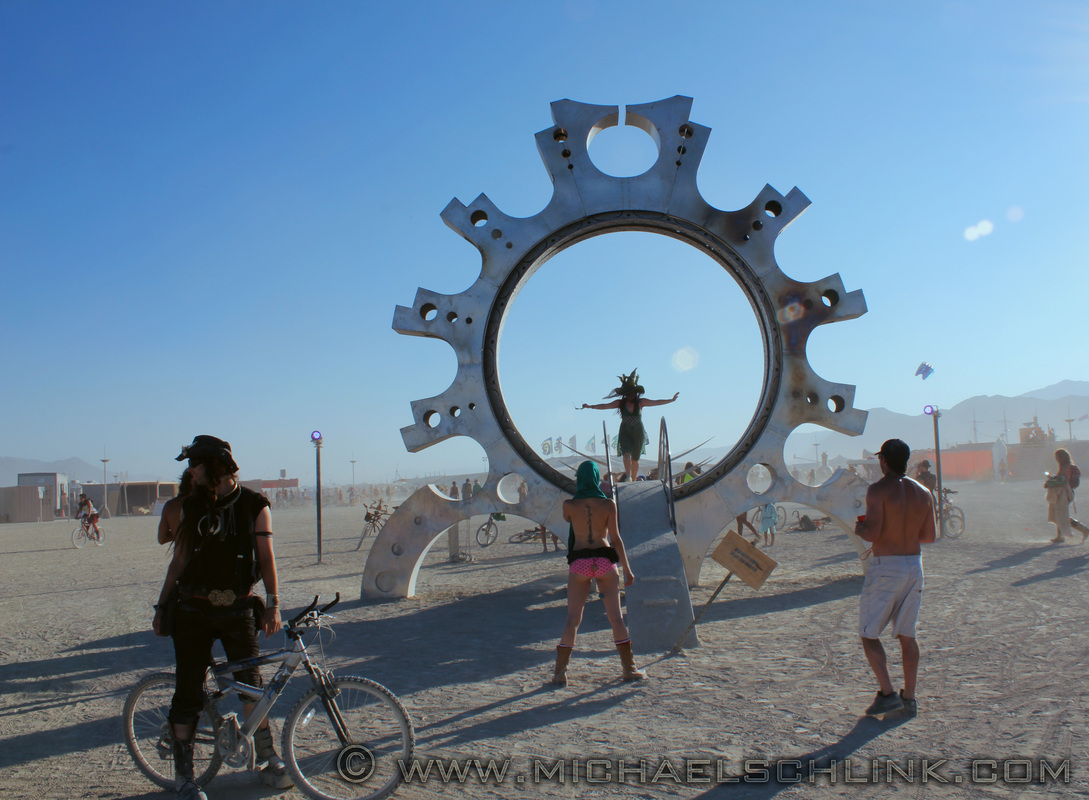 Burning Man Festival 2011 - Michael Daley Schlink